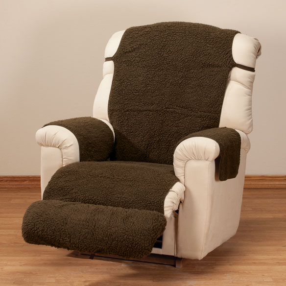 Sherpa Recliner Cover
