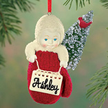 Personalized Department 56® Snowbabies® Stocking Ornament