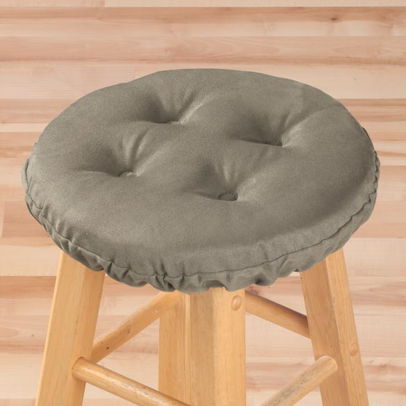 Sensation Microfiber Bar Stool Cushion