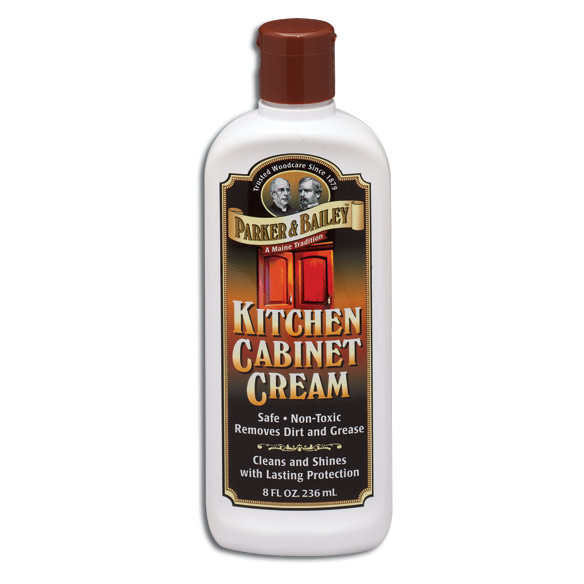 Parker & Bailey™ Kitchen Cabinet Creme