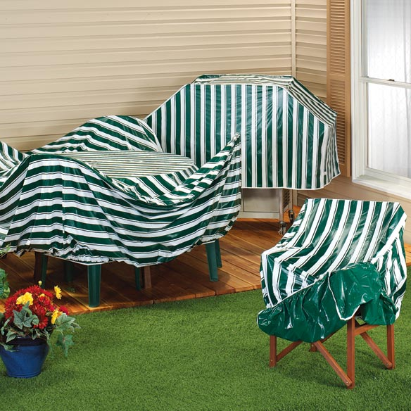 Deluxe Reversible Outdoor Furniture Covers