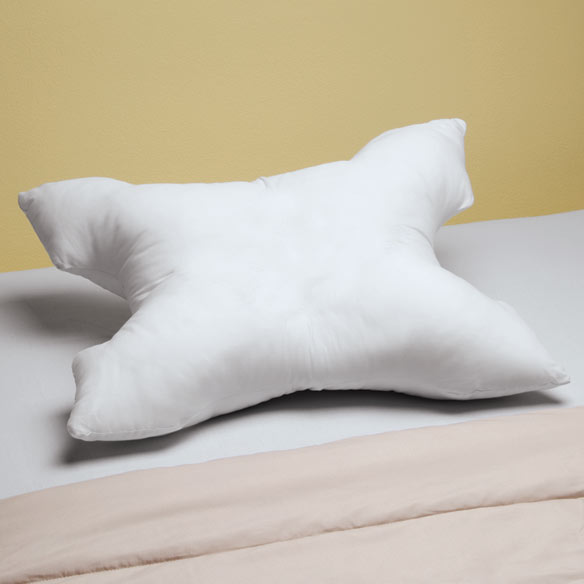 Pillow And Case For Sleep Apnea
