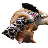 Pet Toys & Supplies - Kong® Kickeroo™ Catnip Plush Cat Toy