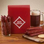 Sweet & Savory - Smokehouse Beef Sticks