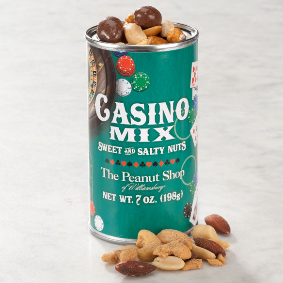 Casino Mix Sweet & Savory Nuts - 7 Oz.