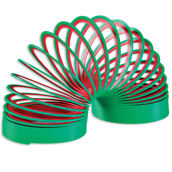 Holiday Slinky
