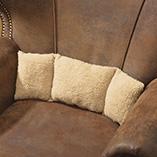 Pillows, Blankets & Sheets - Back Pillow