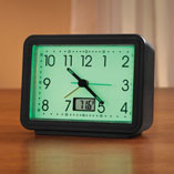 View All Clocks & Decorative Accents - Glow In The Dark Alarm Clock