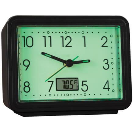 Glow In The Dark Alarm Clock 332686