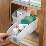 Kitchen - Small Plastic Organizers