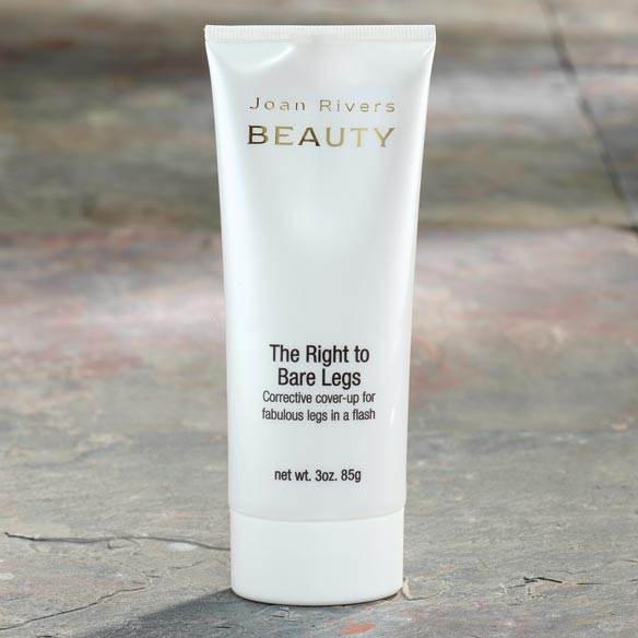 Joan Rivers Beauty® Right To Bare Legs Cover Up