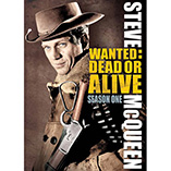 Wanted: Dead or Alive TV Series DVDs