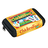 Entertainment - Chickenfoot Dominoes Travel Set