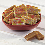 Food - Squirrel Nut Zippers® Candy