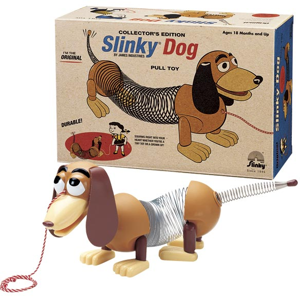 Slinky® Dog Pull Toy