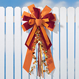 View All Flags, Spinners & Outdoor Decor - Harvest Bow