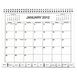 Table Calendars - 5 Year Calendar Diary 2012-2016