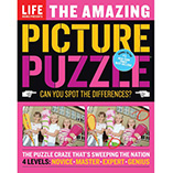 Games & Puzzles - Life Amazing Picture Puzzle Book