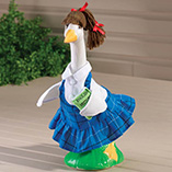 Goose Outfits - Junior School Girl Goose Outfit