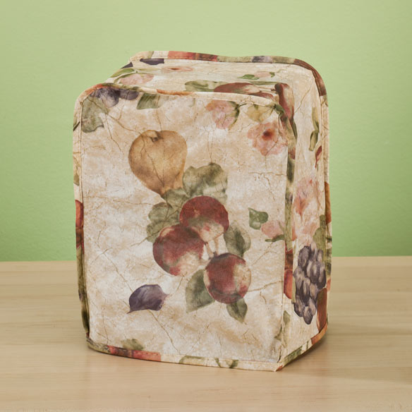 Antique Fruit Vinyl Appliance Covers