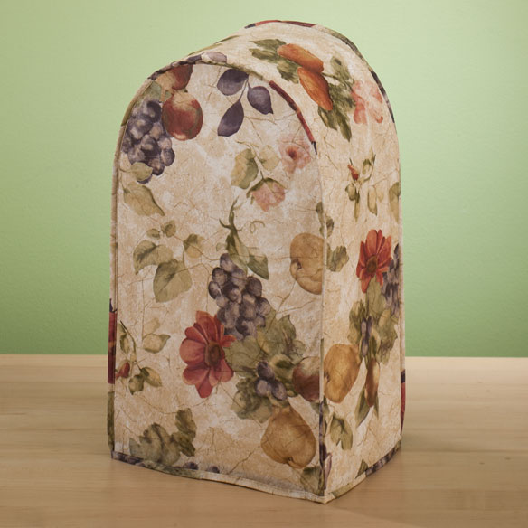 Antique Fruit Appliance Cover Blender