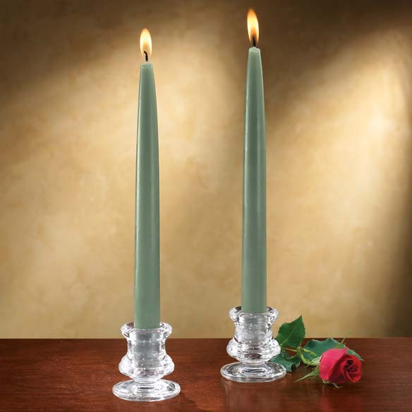 Bayberry Taper Candles - Set Of 2