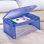 Desk & Computer Accessories - Storage Folding Lap Desk