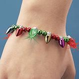 Accessories - Flashing Christmas Bracelet