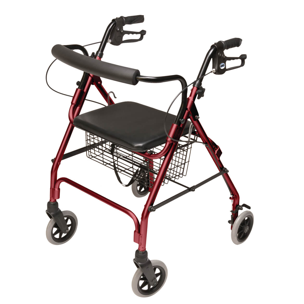 Walkabout Lite 4 Wheel Rollator