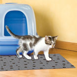 Pet Toys & Supplies - Drymate®  Litter Box Mat 28L x 20W