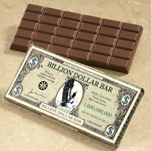 Billion Dollar Chocolate Bar