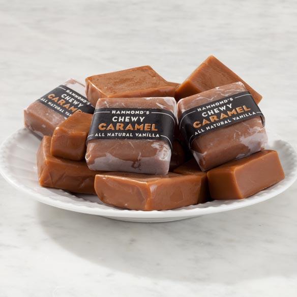 Hammond's® Gourmet Vanilla Caramels - 10 Oz.