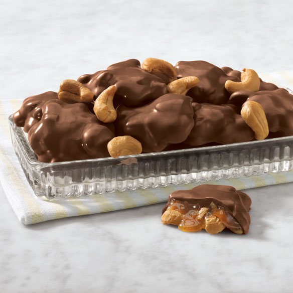 Chocolate Cashew Critters  11 oz