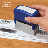 Address Labels & Seals - Identity Protection Stamp