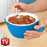 Cookware & Bakeware - Cool Touch Microwave Bowl