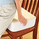 Cushions, Curtains & Throws - Large Extra Thick Foam Cushion