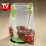 TV Products - Hands Free Baggy Rack
