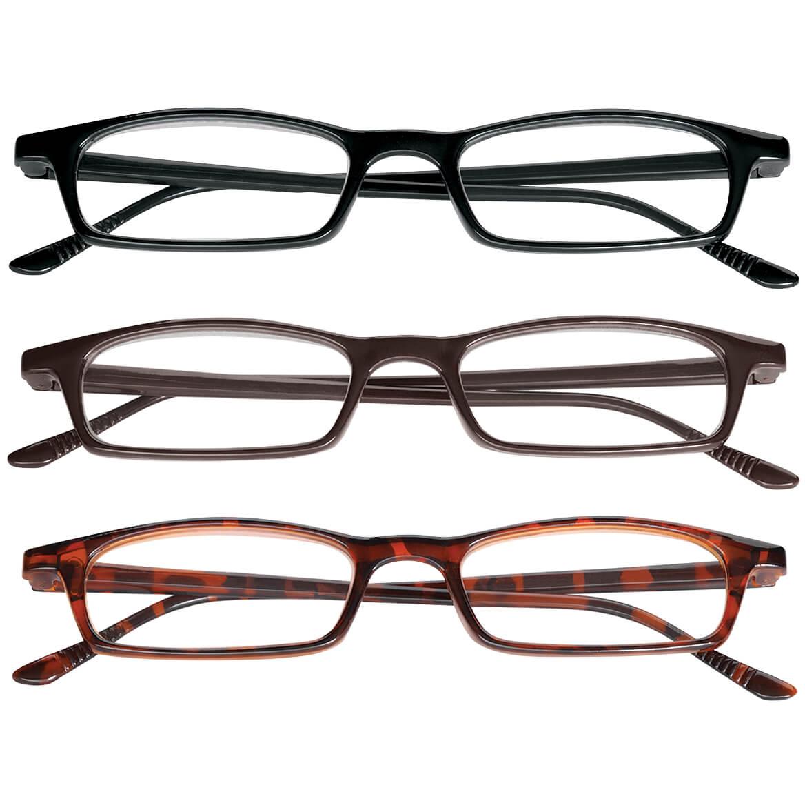 72d88258913 3 Pack Reading Glasses - Value Pack Reading Glasses - Miles Kimball