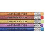 Children's Gifts & Leisure - Glitter Pencils - Set of 12