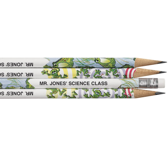 Frog Pencils - Set of 12