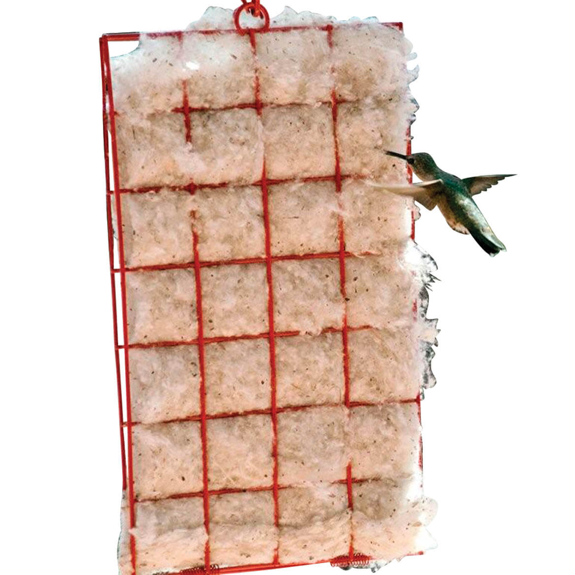 Hummer Helper Nesting Material with Cage