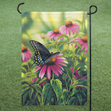 Swallow Tail Mini Banner & Mailbox Cover