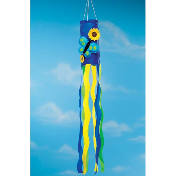 Butterfly Windsock