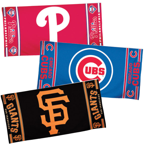 MLB Beach Towels