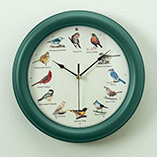 View All Clocks & Decorative Accents - Singing Bird Clock