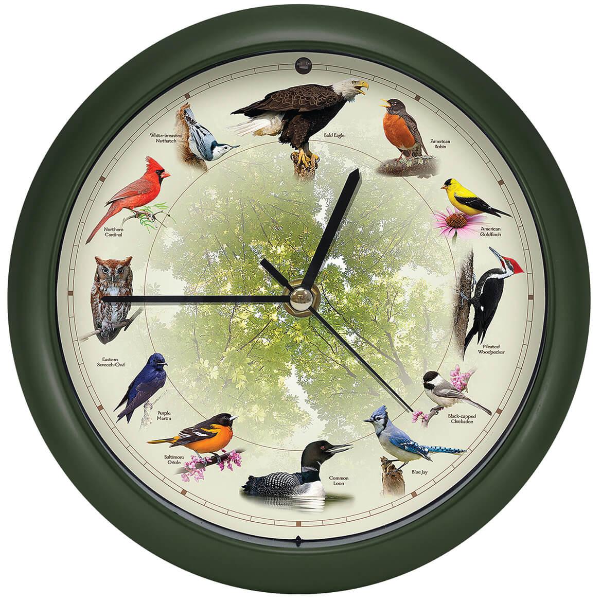 Singing Bird Clock-337984