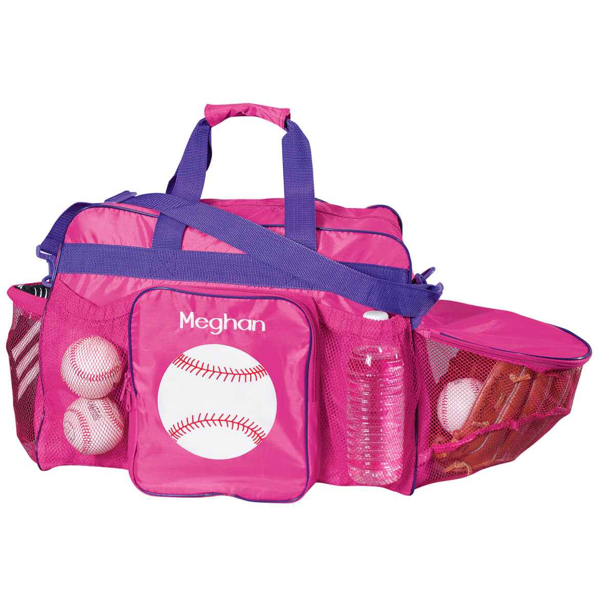 Personalized Baseball Bag