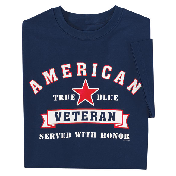 Veteran T Shirt - View 1