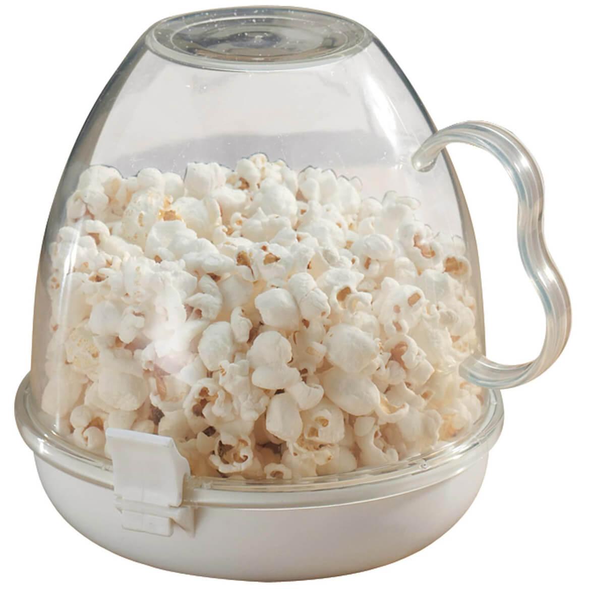 Handled Microwave Popcorn Maker