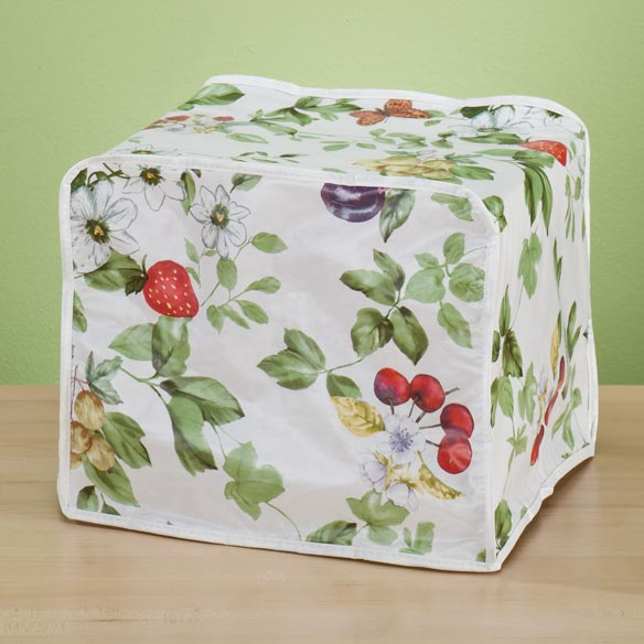 Floral Toaster Cover - View 1